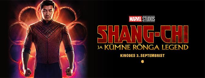 Shang-Chi ja kümne rõnga legend 3Ds