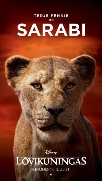 Lion King HD 1080x1920px Sarabi